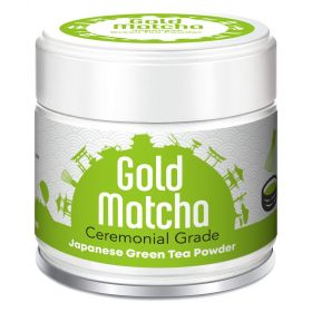 Ceremonial Gold Matcha